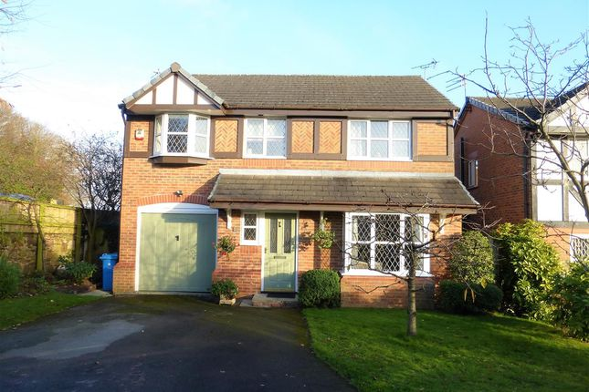 Thumbnail Detached house for sale in Tyrer Grove, Prescot