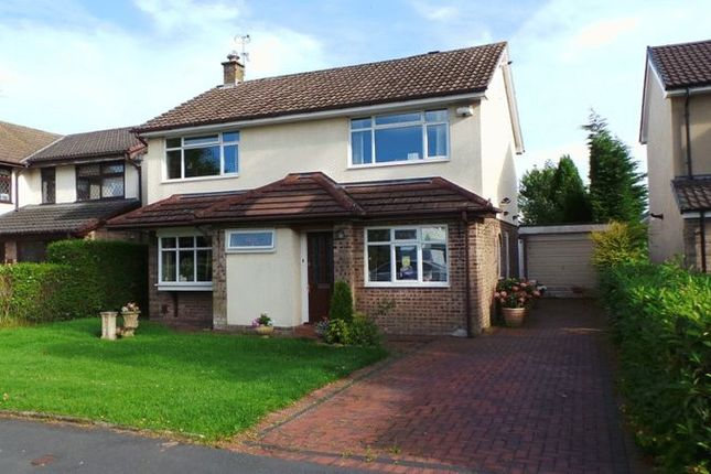 Thumbnail Detached house to rent in Moorfield Close, Fulwood, Preston