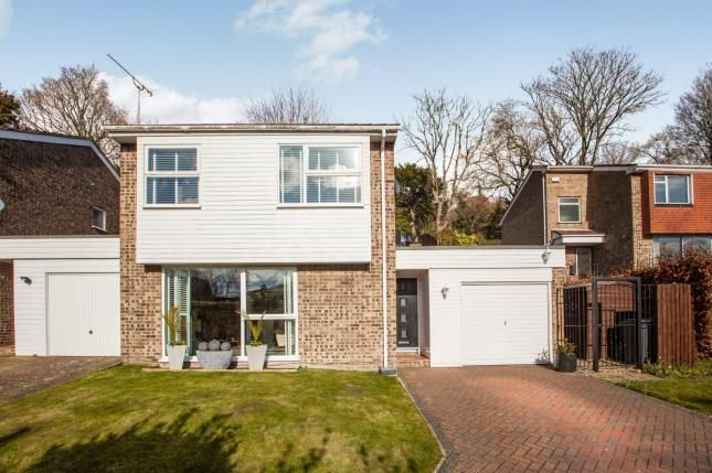 Thumbnail Detached house for sale in Riverdale, River, Dover, Kent