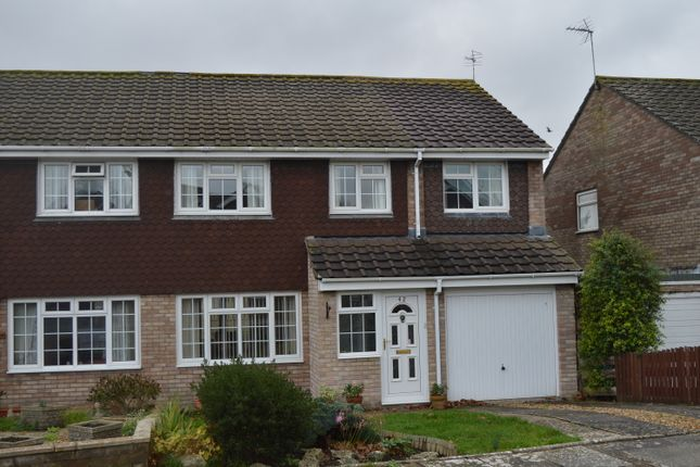 Semi-detached house for sale in Wimbourne Close, Llantwit Major