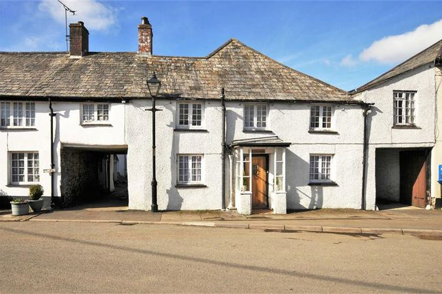 Thumbnail Terraced house for sale in The Square, Kilkhampton, Bude, Cornwall