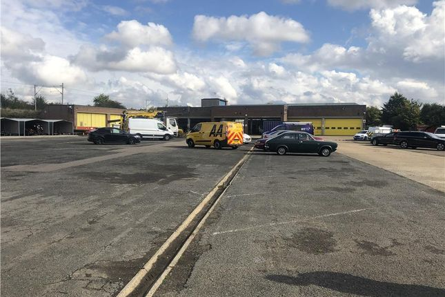 Thumbnail Warehouse to let in Workshop And Secure Yard, Cowdray Avenue, Colchester, Essex