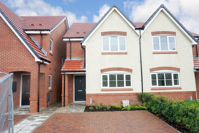 Thumbnail Semi-detached house for sale in Park Lane, Minworth, Sutton Coldfield
