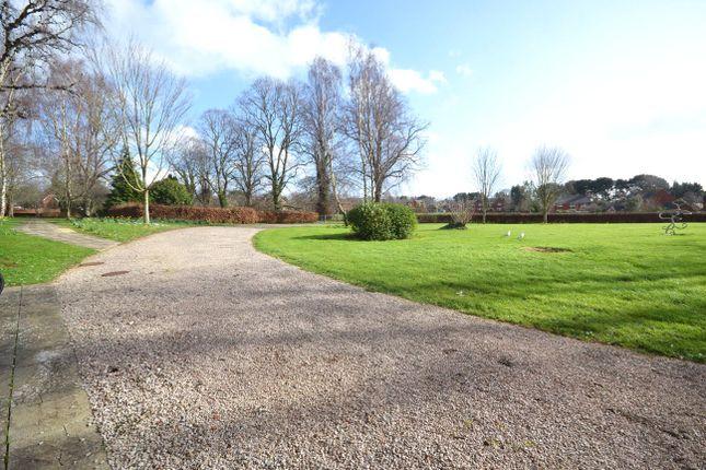 Communal Grounds of South Grange, Exeter, Devon EX2