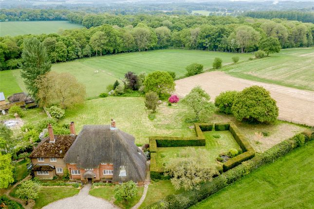 Thumbnail Detached house for sale in Violet Lane, Baughurst, Tadley, Hampshire