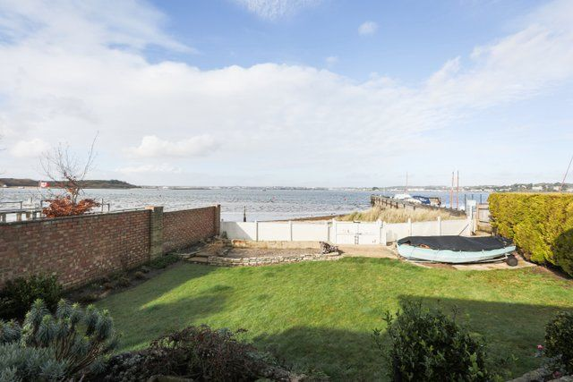 Thumbnail Detached bungalow for sale in Old Coastguard Road, Sandbanks, Poole, Dorset