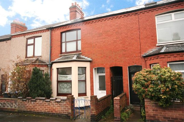 Thumbnail Terraced house to rent in Craven Road, Town Centre, Rugby, Warwickshire
