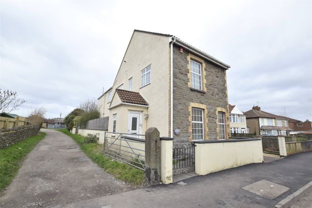 Thumbnail Detached house for sale in Cadbury Heath Road, Warmley, Bristol