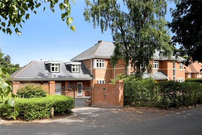 Thumbnail Detached house to rent in Monks Walk, Ascot, Berkshire