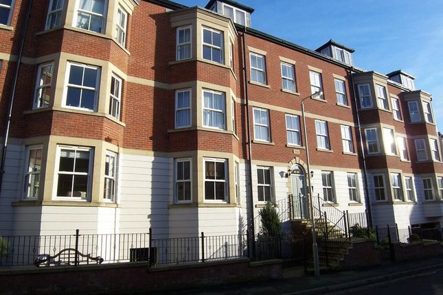 Thumbnail Flat to rent in Castle Heights, Marlborough Street, Scarborough