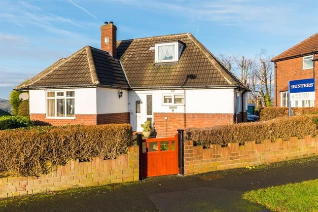 Thumbnail Detached bungalow for sale in Kirkwood Avenue, Cookridge