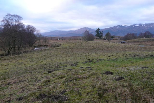 Thumbnail Land for sale in Plot 1, Stronaba, Spean Bridge, Fort William
