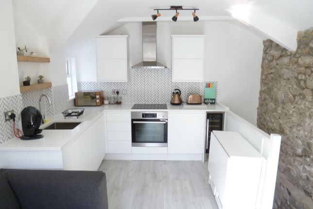 Thumbnail End terrace house for sale in Millpool Terrace, Mousehole, Penzance
