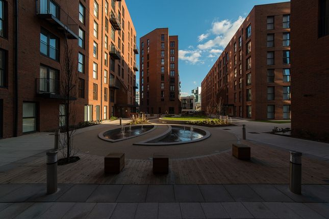 Thumbnail Flat to rent in Block D Alto, Salford