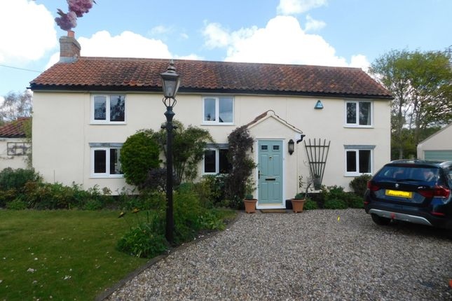 5 bed detached house for sale in The Green, Stowupland, Stowmarket IP14