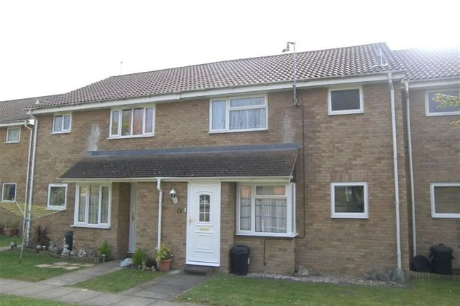 Thumbnail Terraced house to rent in Newcombe Rise, Yiewsley, Middlesex