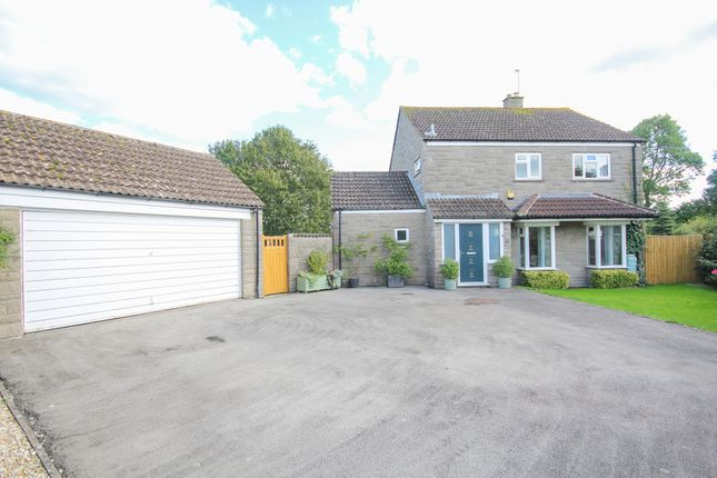 Thumbnail Detached house for sale in Orchard Close, Queen Camel, Yeovil
