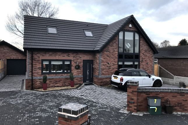 Thumbnail Detached house for sale in Chapel Street, Wincham, Northwich, Cheshire.