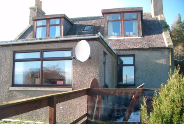 Thumbnail Farmhouse to rent in Knockando, Aberlour