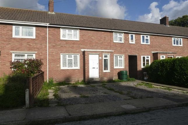 Thumbnail Terraced house for sale in Meadow View, Cattistock Dorchester, Dorset