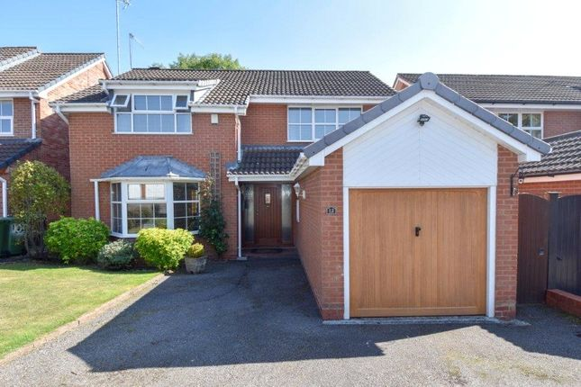 Thumbnail Detached house for sale in Preston Close Church Hill North, Redditch