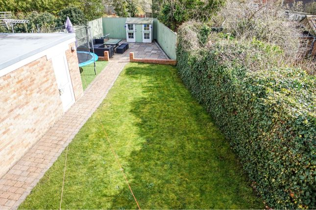 Aerial View of Bulwick Avenue, Scartho, Grimsby DN33