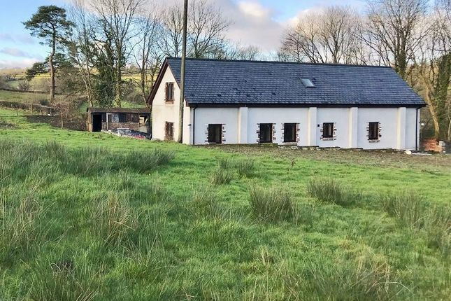 Thumbnail Farm for sale in Gurrey Bank, Llandeilo