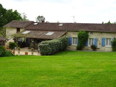 6 bed equestrian property for sale in Chenaud, Dordogne, France