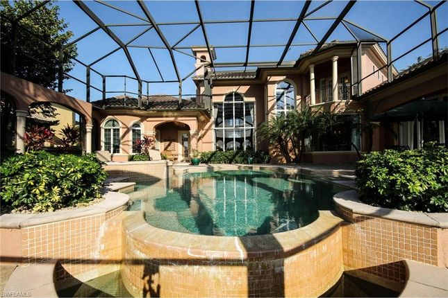 Thumbnail Property for sale in 3867 Isla Del Sol Way, Naples, Fl, 34114