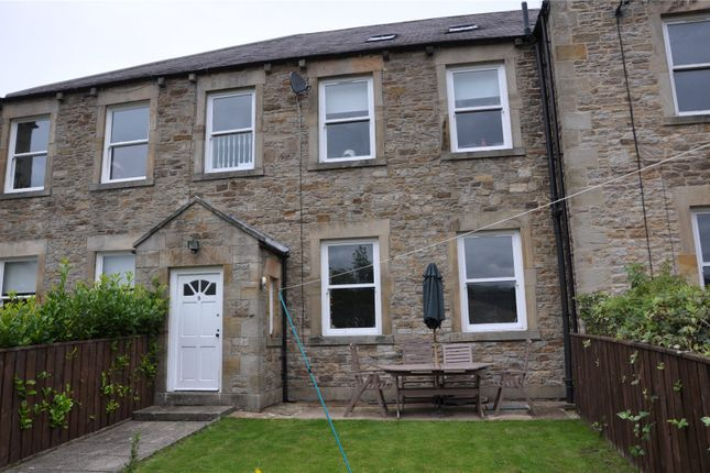 Thumbnail Terraced house for sale in Weardale House, Stanhope