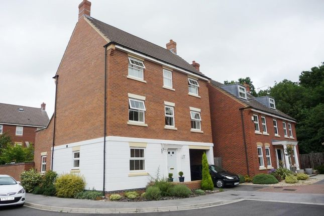 Thumbnail Detached house for sale in Hornscroft Park, Kingswood, Hull