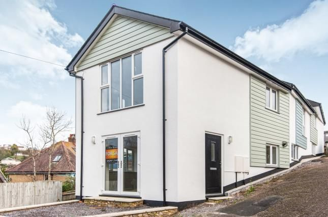 Thumbnail Semi-detached house for sale in Higher Meadows, Beer, Seaton