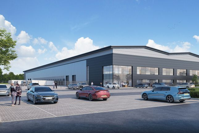 Thumbnail Industrial to let in Newhouse Industrial Estate, Chepstow
