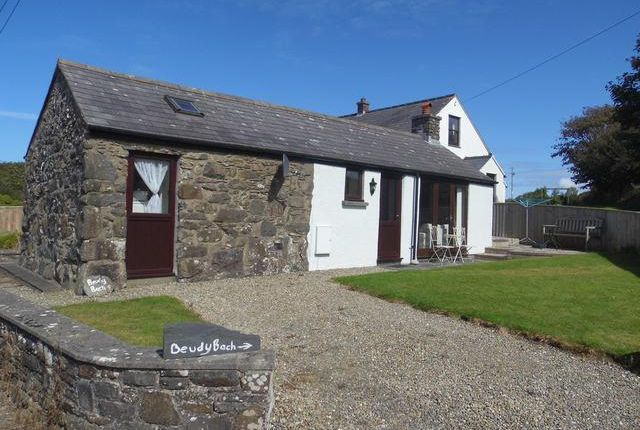 Thumbnail Cottage for sale in Beudy Bach, Penparc, Trefin