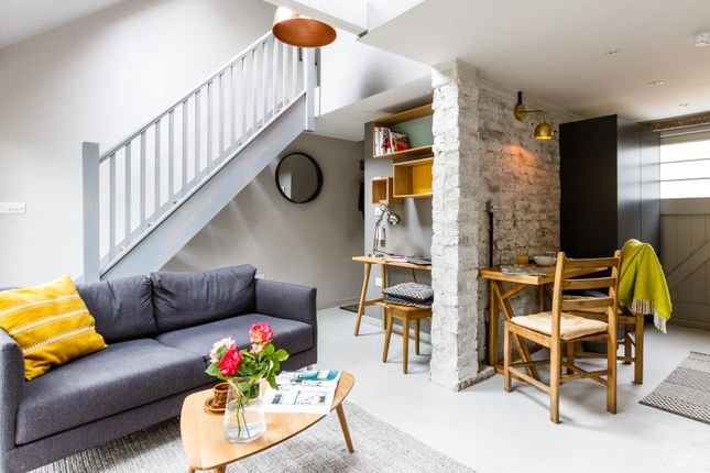 Thumbnail Duplex to rent in Upper Brockley Road, London