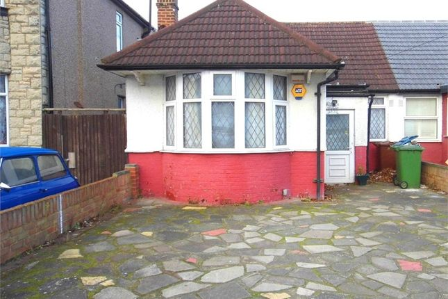 Thumbnail Semi-detached bungalow to rent in Dudley Road, Harrow, Middlesex