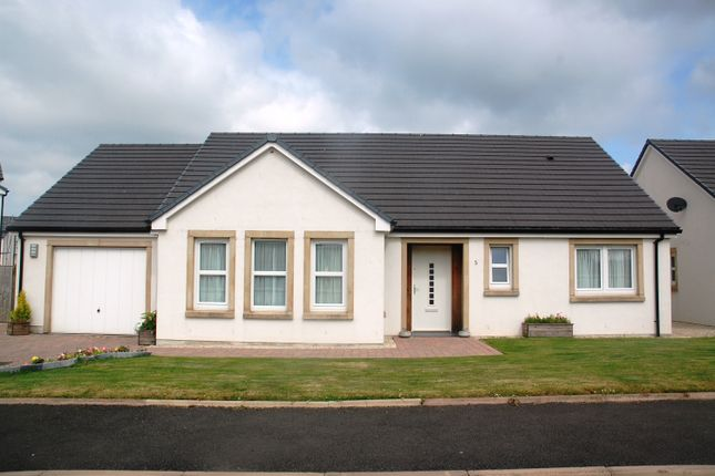 Thumbnail Detached bungalow for sale in 5 Ottersburn Way, Crocketford, Dumfries