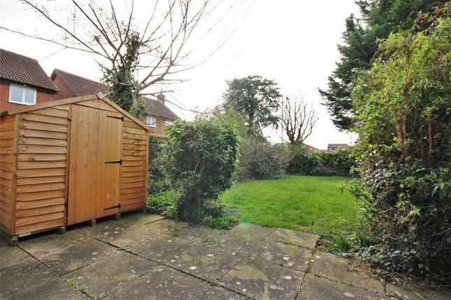 Garden (2) of Blenheim Gardens, Grove, Wantage OX12