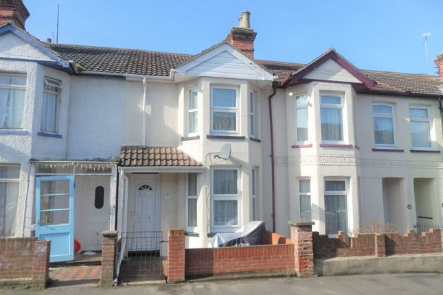 Thumbnail Terraced house for sale in Oakland Road, Dovercourt