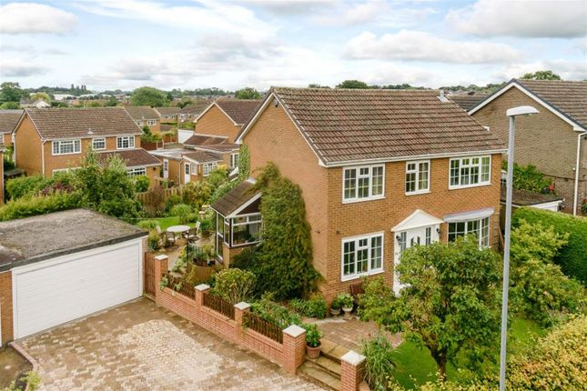 Thumbnail Detached house for sale in Aire Road, Wetherby, West Yorkshire
