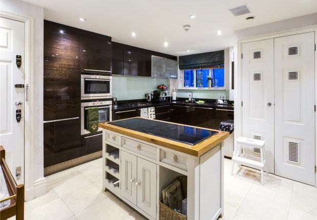 Kitchen of New Hereford House, 129 Park Street, Mayfair, London W1K
