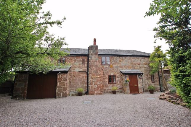 Thumbnail Barn conversion for sale in Brimstage Road, Heswall, Wirral