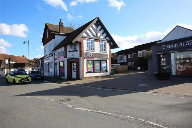 Thumbnail Office for sale in High Street, Storrington, Pulborough