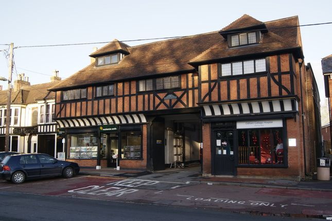 Thumbnail 2 bed flat to rent in Hartley Mews, High Street, Hartley Wintney, Hook