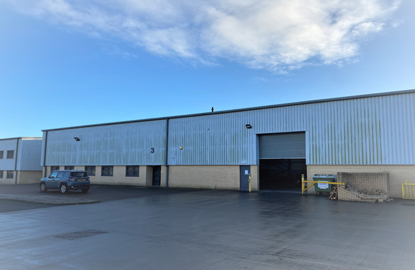 Thumbnail Industrial to let in Blyth Riverside Industrial Estate, Blyth
