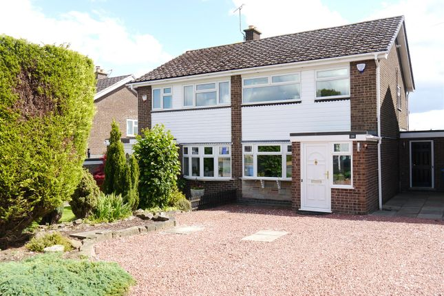 Thumbnail Semi-detached house to rent in Derbyshire Avenue, West Hallam, Ilkeston