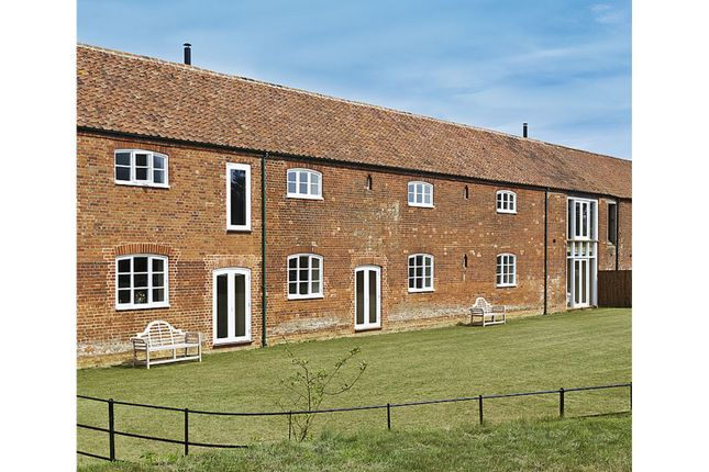 Thumbnail Barn conversion for sale in Chillesford Lodge Estate, Woodbridge