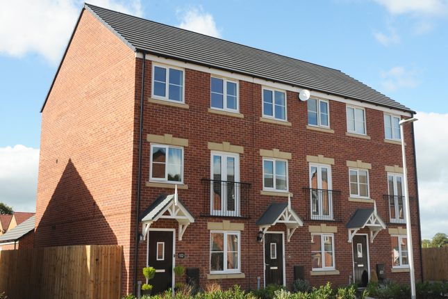 """3 bed semi-detached house for sale in """"The Greyfriars"""" at Laines Walk, Tuffley, Gloucester GL4"""
