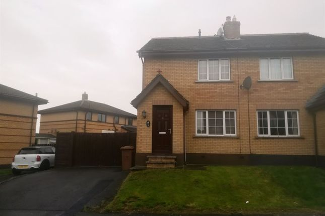 Thumbnail Semi-detached house to rent in Old Mill Meadows, Dundonald, Belfast