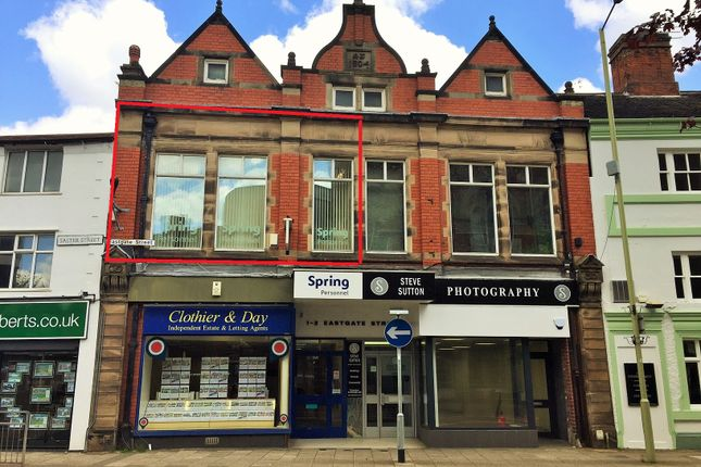 Thumbnail Office to let in First Floor, 1 And 2 Eastgate Street, Stafford, Staffordshire